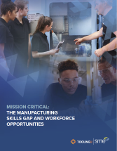 Mission Critical: The Manufacturing Skills Gap And Workforce Opportunities
