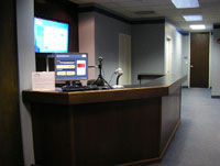 Security Desk
