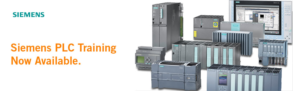 Siemens PLC Training Now Available