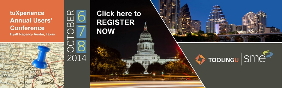 Annual Users' Conference, October 6-8, 2014, Austin, TX, tuXperience 2014