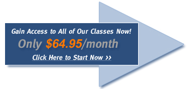 Gain Access to All of Our Classes Now! Only $64.95/month!