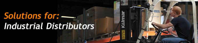 Solutions for Industrial Distributors