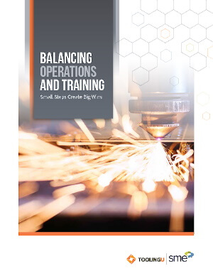 New Report: Balancing Operations and Training