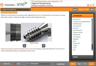 Types of Thread Forms