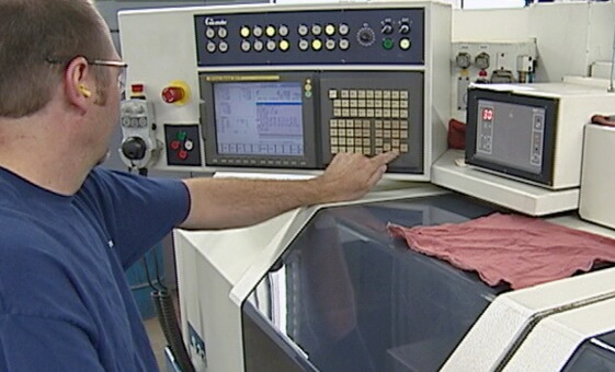 CNC Machinist Training Program