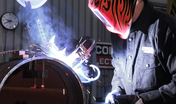 Lincoln Electric and Tooling U-SME: Strengthening the Welding Workforce