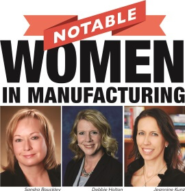 SME Leaders among Crain's Notable Women in Manufacturing