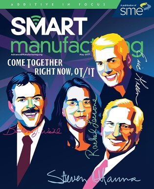 Smart Manufacturing Magazine Sponsors Talent Contest