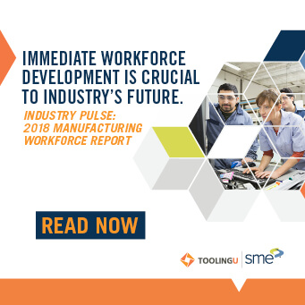 Read the Industry Pulse: 2018 Manufacturing Workforce Report