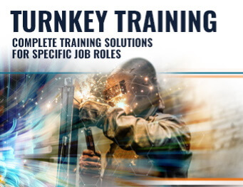 Turnkey Training Complete Training Solutions for Specific Job Roles